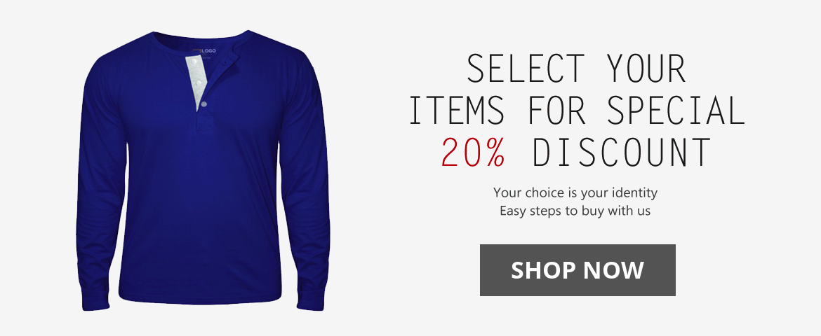 Blue T-Shirt on discount